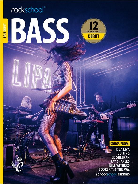 Rockschool Bass Debut (2018): Bass Guitar: Instrumental Tutor