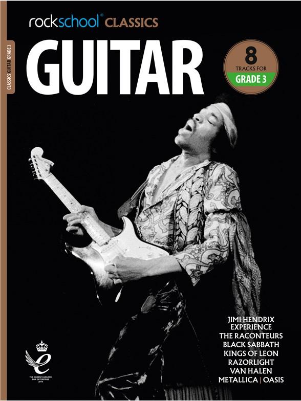 Rockschool Classics Guitar Grade 3 (2018): Guitar: Instrumental Tutor