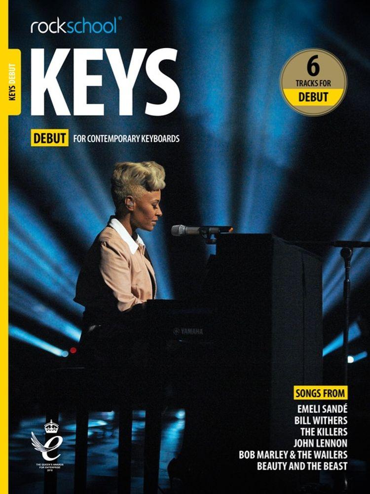 Rockschool Keys Debut 2019