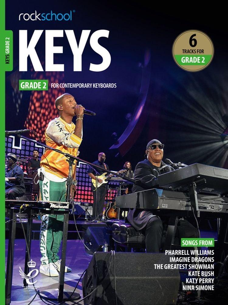 Rockschool Keys Grade 2 2019