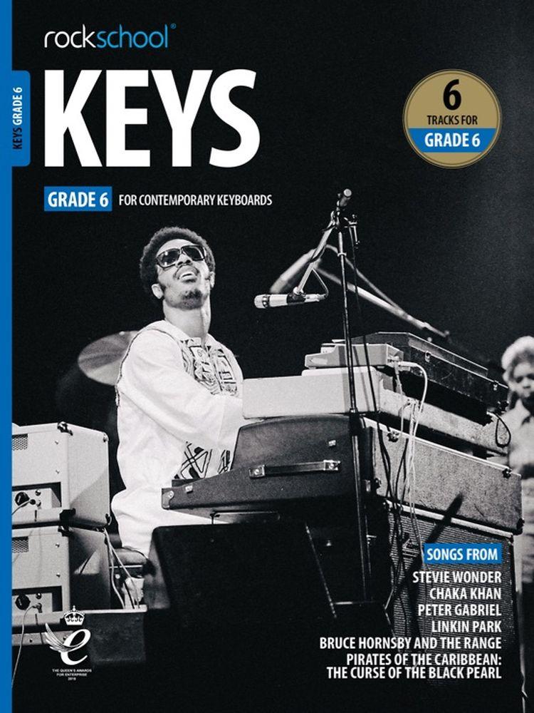 Rockschool Keys Grade 6 2019