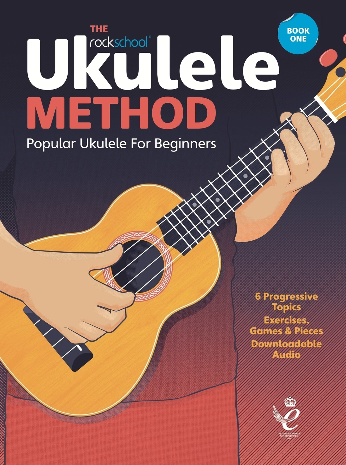Ashley Hards Jono Harrison Tim Bennett-Hart: Rockschool Ukulele Method Book 1: