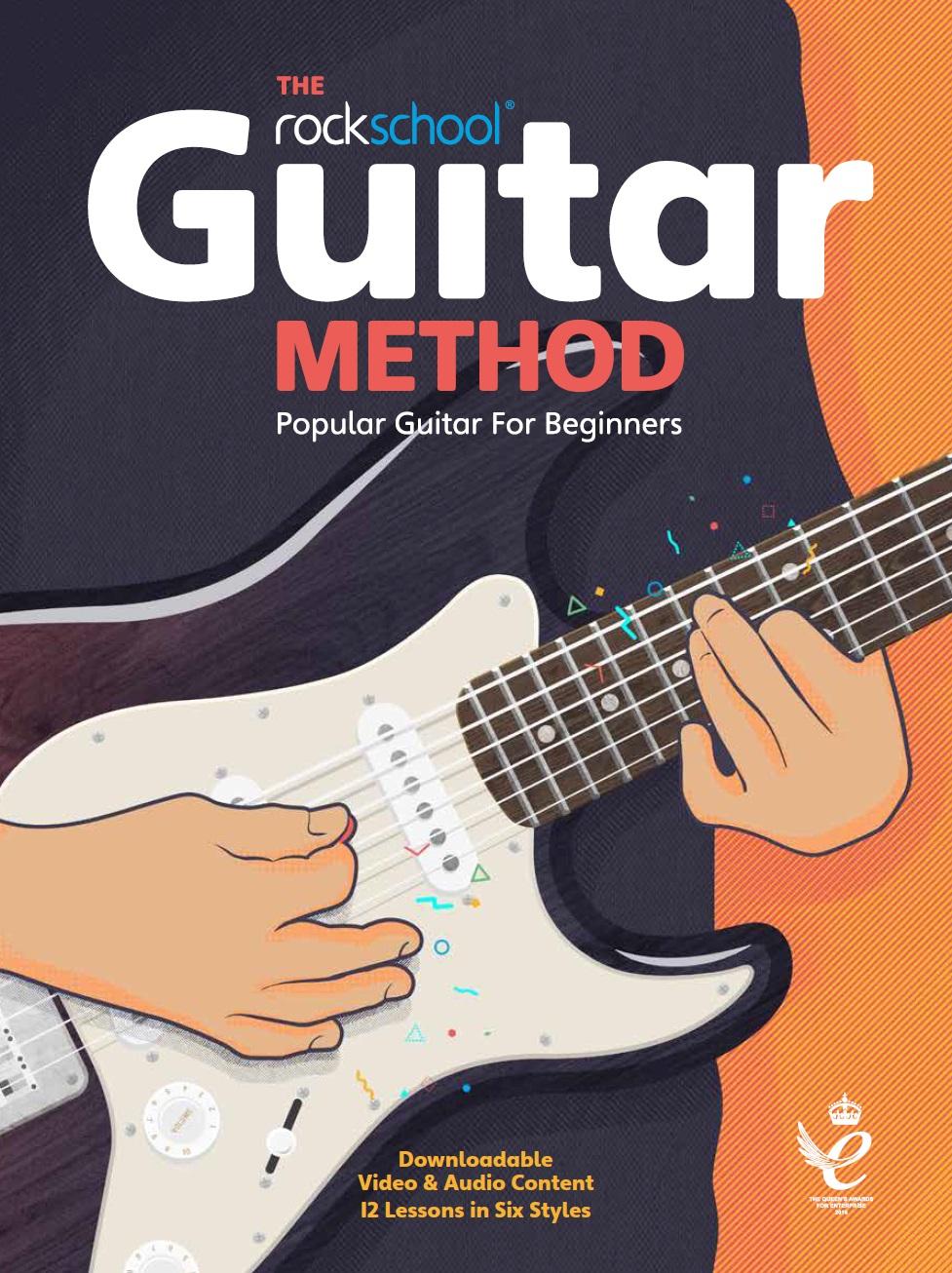 The Rockschool Guitar Method: Guitar: Instrumental Tutor