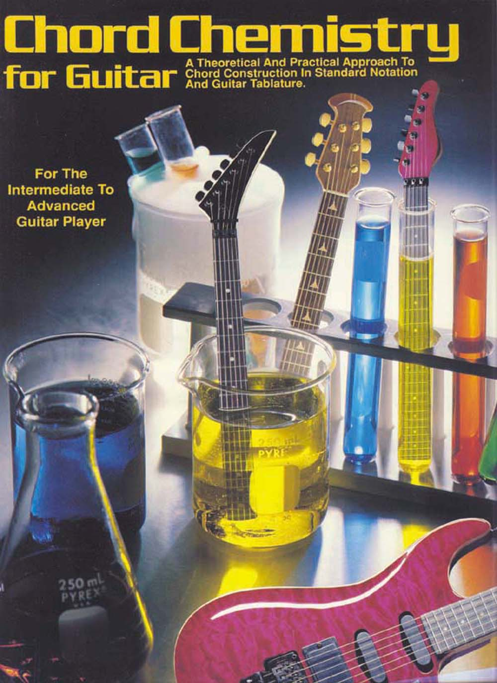 Chord Chemistry for Guitar: Guitar: Instrumental Reference