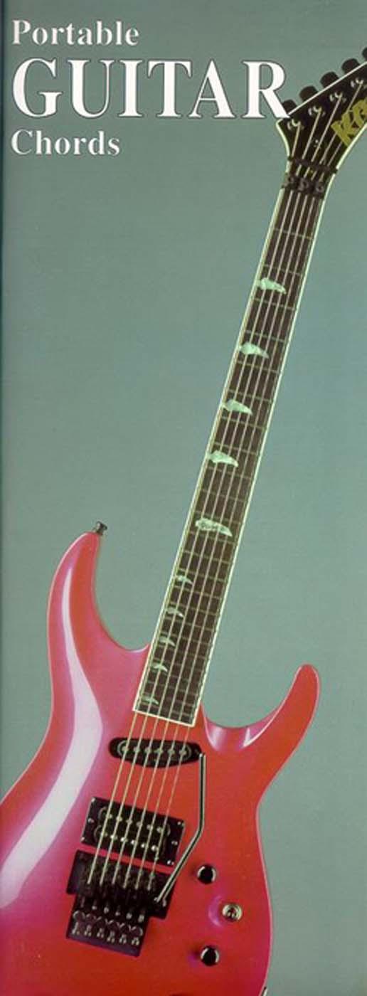 Portable Guitar Chords: Guitar: Instrumental Reference