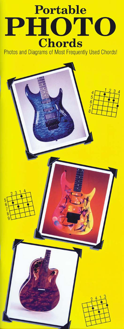 Portable Photo Chords: Guitar: Instrumental Reference