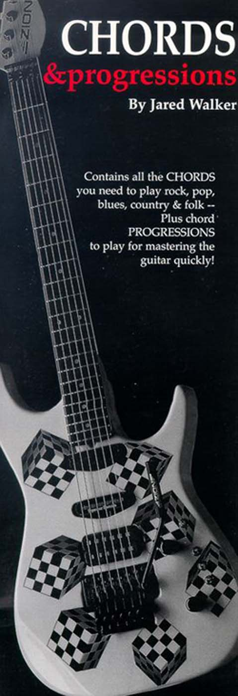 Portable Chords & Progressions: Guitar: Instrumental Reference