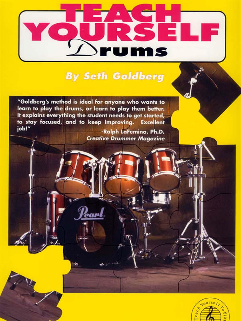 Seth Goldberg: Teach Yourself Drums: Drum Kit: Instrumental Tutor