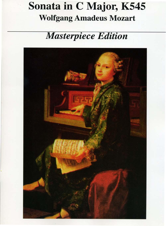 Wolfgang Amadeus Mozart: Sonata in C Major: Piano: Instrumental Work