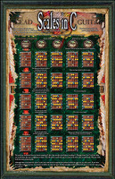 Phil Black: Poster - Lead Guitar Scales in C: Decoration