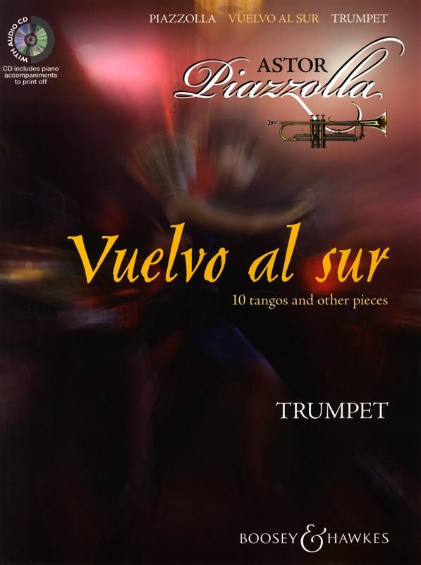 Astor Piazzolla: Vuelvo al Sur: Trumpet: Instrumental Album