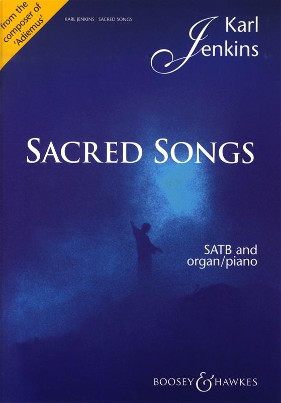 Karl Jenkins: Sacred Songs: SATB: Vocal Score