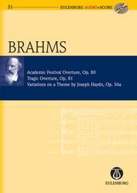 Johannes Brahms: Academic Festival Overture  Tragic Overture: Orchestra: