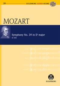 Wolfgang Amadeus Mozart: Symphony No.39 In E Flat K.543: Orchestra: Miniature