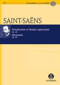 Camille Saint-Saëns: Introduction  Rondo capriccioso et Havanaise: Violin: