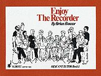 Brian Bonsor: Enjoy The Recorder 1: Descant Recorder: Instrumental Tutor