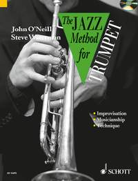 John O'Neill Steve Waterman: The Jazz Method For Trumpet: Trumpet: Instrumental