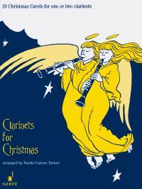 Clarinets for Christmas: Clarinet: Instrumental Album