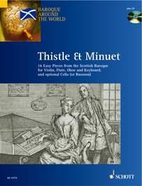 Thistle and Minuet: Violin: Instrumental Album