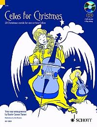 Cellos For Christmas: Cello: Instrumental Album