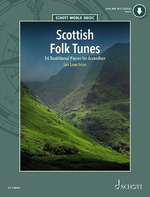 Scottish Folk Tunes: Accordion: Instrumental Album