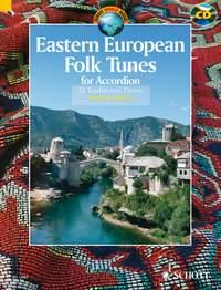 Eastern European Folk Tunes: Accordion: Mixed Songbook
