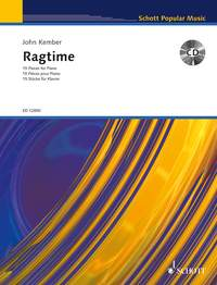 John Kember: Ragtime: Piano: Instrumental Album