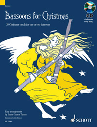 Bassoons for Christmas: Bassoon: Instrumental Album
