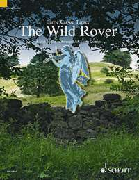 The Wild Rover: String Quartet: Score and Parts