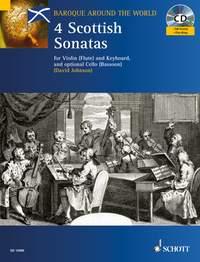 Four Scottish Sonatas: Violin: Instrumental Album