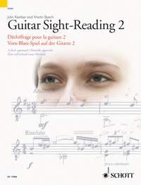 John Kember: Guitar Sight-Reading 2 Vol. 2: Guitar: Instrumental Tutor