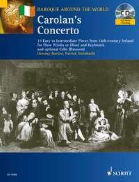 Toirdhealbhach Ó Cearbhalláin: Carolan's Concerto: Chamber Ensemble: