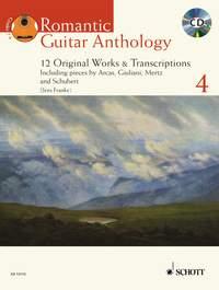 Jens Franke: Romantic Guitar Anthology Vol. 4: Guitar: Instrumental Album