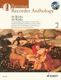 Baroque Recorder Anthology Vol. 2: Descant Recorder: Instrumental Album