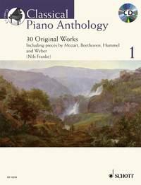 Classical Piano Anthology 1: Piano: Instrumental Album