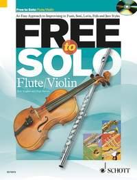 Free to Solo: Flute or Violin: Instrumental Album