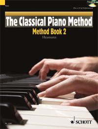 Hans-Günter Heumann: The Classical Piano Method - Method Book 2: Piano: