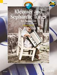 Klezmer and Sephardic Tunes: Accordion: Instrumental Album