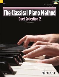 Hans-Günter Heumann: The Classical Piano Method Duet Collection 2: Piano Duet: