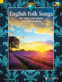 Philip Lawson: English Folk Songs: Voice: Mixed Songbook