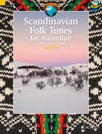 Jonny Dyer: Scandinavian Folk Tunes for Accordion: Accordion: Mixed Songbook