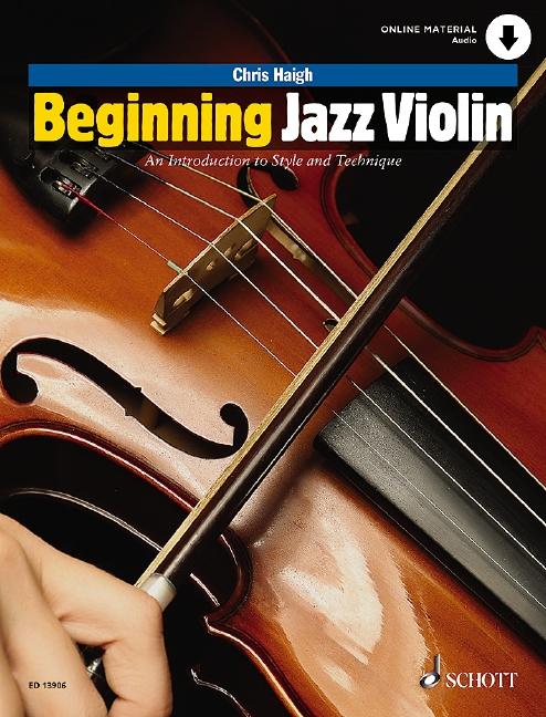 Beginning Jazz Violin: Violin: Instrumental Album
