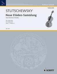 Joachim Stutschewsky: Neue Etudes Sammlung 1: Cello