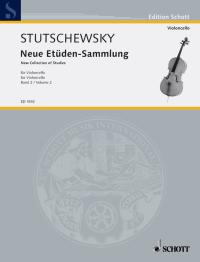 Joachim Stutschewsky: Neue Etudes Sammlung 2: Cello