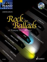 Rock Ballads: Piano: Instrumental Album