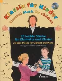 Classical Music for Children: Clarinet: Instrumental Album