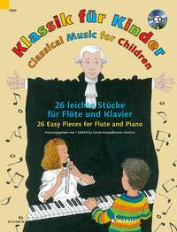 Classical Music for Children: Flute: Instrumental Album