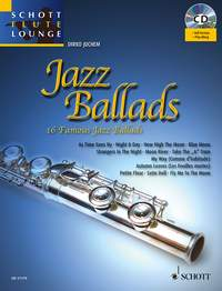 Jazz Ballads: Flute: Instrumental Album