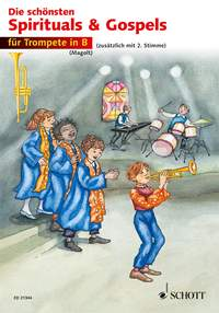 The Best of Spirituals & Gospels: Trumpet: Mixed Songbook