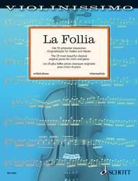 La Follia: Violin & Piano: Instrumental Work